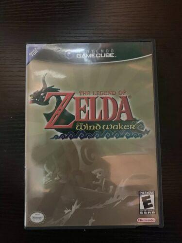 Zelda Wind Waker - Nintendo Gamecube