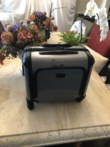TUMI - Tegra-Lite Max Carry On 4 Wheeled Briefcase 28704TG - $395.00