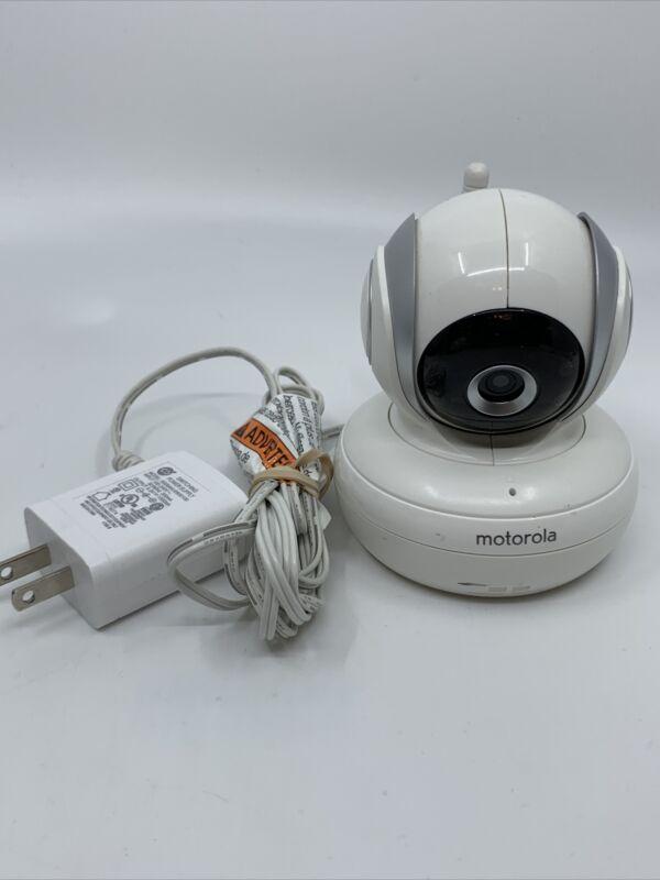Motorola Baby Monitor MBP38SBU Add On Camera with AC Adapter