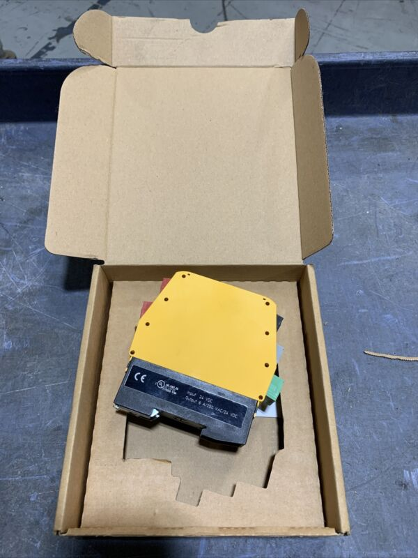 IFM G1501S Safety Switch Relay