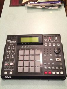 Akai MPC 2500 Merewether Newcastle Area Preview