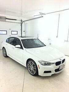 2013 BMW 335i Xdrive M sport package