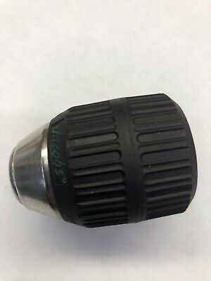 """46mm... 3//64 to 1//2/"""" Capacity Accupro 5//8-16 Threaded Mount Drill Chuck Keyed"""