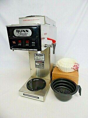 Bunn Commercial Coffee Maker Bunn-o-matic Model Stf-15