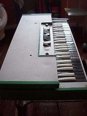 rare vtg 60s 70s farfisa epigrammatic fast 3 organ WORKING  orgel