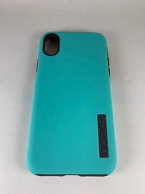Incipio Iphone Case (iPhone X Incipio Dual - Layer Protection DualPro Case for iPhone X - Turquoise)