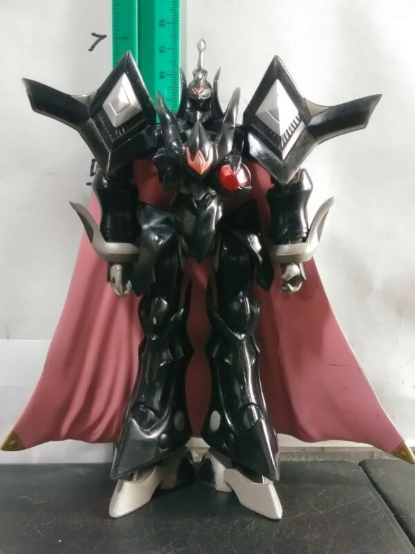 2001 Bandai VISION OF Escaflowne Figure exclusive BLACK version