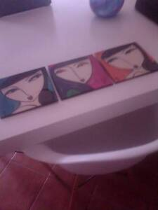 3 face wall tiles the 3 for $150 brand new pick up only Plumpton Blacktown Area Preview