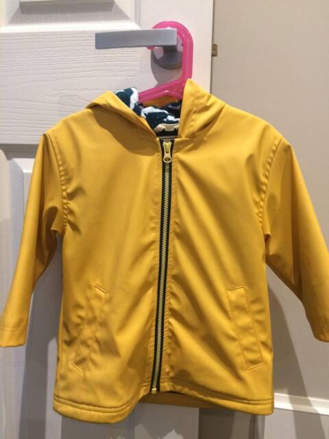 689ba4e3694e Hatley Boys Raincoat Splash Jacket size 3  47 4