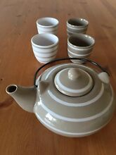 Papaya tea pot set Summer Hill Ashfield Area Preview