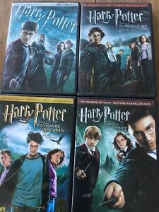 Harry Potter DVD's (Price Reduced)