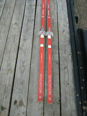 Skis Vintage Cross Country Ski Trainers4me