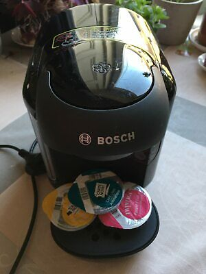 Bosch Tassimo Coffee Machine Black Vivy 2 Very Good Condition