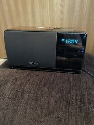 Nice Sony Dream Machine AM/FM Clock Radio ICF-C900 Tested