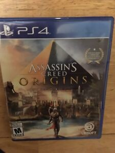 Ps4 jeux assassin creed