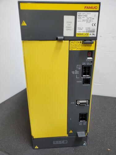 Fanuc Power Supply Module A06b-6110-h026 Fully Refurbished!!! Exchange Only
