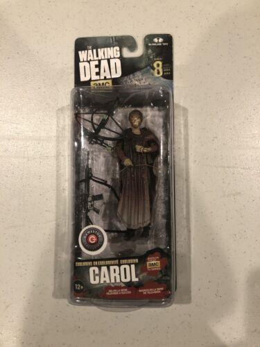 The Walking Dead Series 8 Gamestop Exclusive Carol Figure Collectible - $17.99