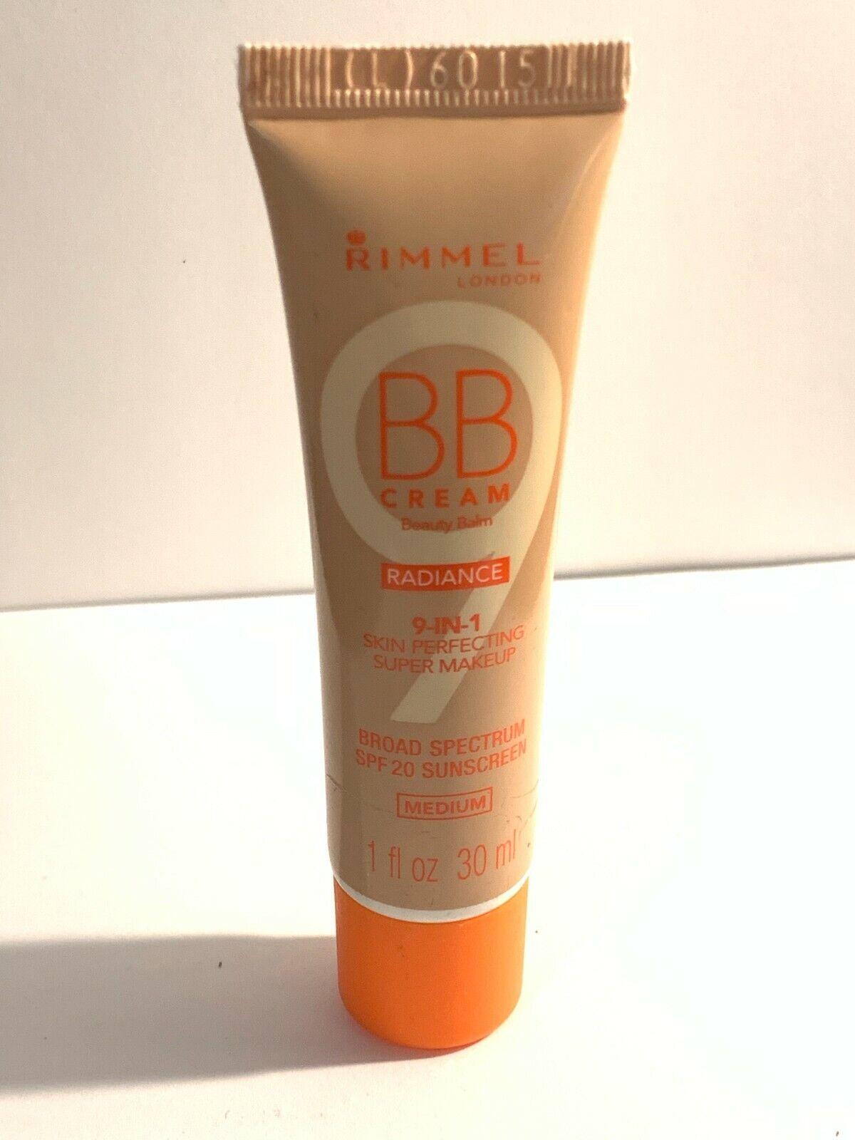 Rimmel London BB cream 9-in-1 beauty balm with sunscreen SPF