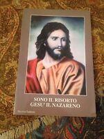 Sono Il Risorto Gesù Il Nazareno Quasi Ottimo -  - ebay.it