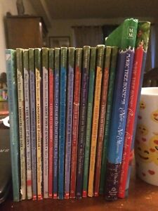"Lot of ""Magic Tree House"" books - used"