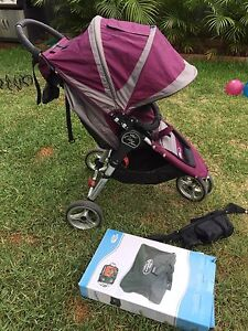 Baby jogger mini with travel bag Manly Brisbane South East Preview
