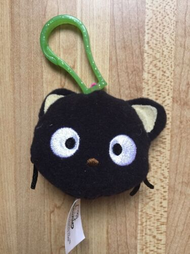 Chococat Plush Backpack Clip Sanrio Hello Kitty 2001