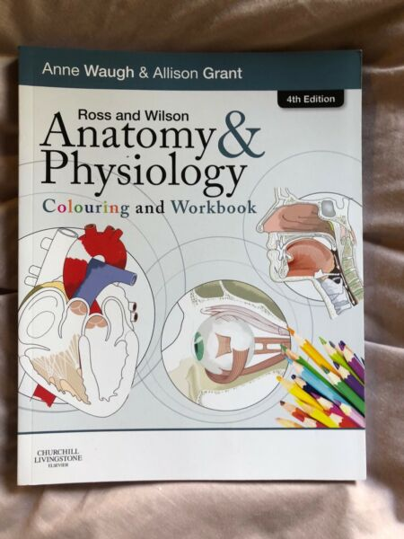 Ross and Wilson Anatomy and Physiology colouring and workbook ...