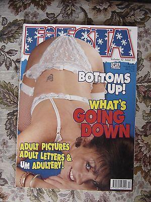 Vintage Glamour Magazine  Volume 32  Issue 13  1998