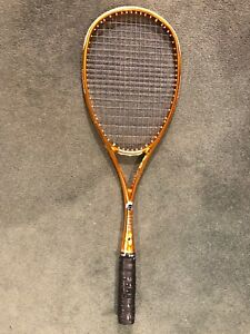2 Black Knight ion Storm squash racquets in great condition
