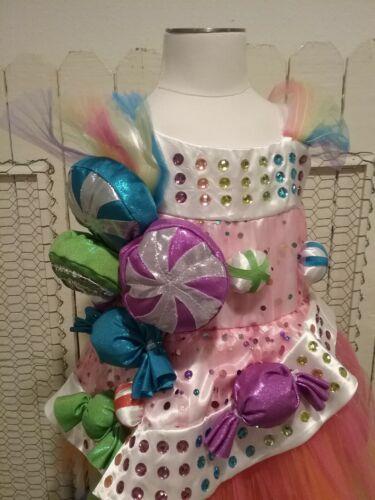 Wishcraft Candy Princess Costume/Dress Girls 4