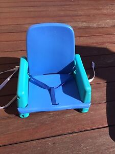 Portable baby seat for feeding Moonee Ponds Moonee Valley Preview