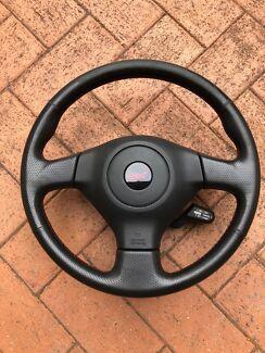 Subaru wrx STI 2006 steering wheel