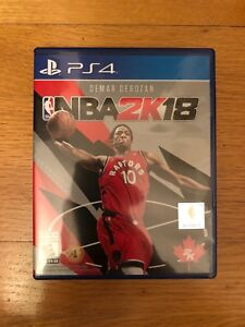 NBA 2K18 For PS4