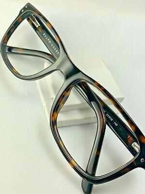 Ralph Lauren Men's Eyeglasses Polo 2057 5003 Tortoise Horn Rim Frame 53[]18 140