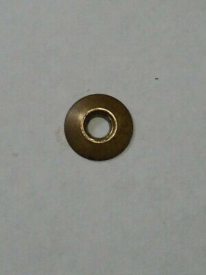 Small Brass Wedge Plates with pins Derringer Colonial Jukar Kentucky Hawken