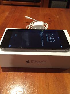 iPhone 6 64GB Space Grey (Unlocked) Greenslopes Brisbane South West Preview
