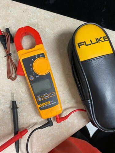 Fluke 325 Plus True RMS Clamp Meter