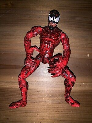 "MARVEL LEGENDS TOYBIZ 6"" CARNAGE FIGURE"