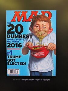 Wanted: MAD magazines