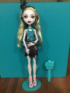 Lagoona Blue Monster High doll