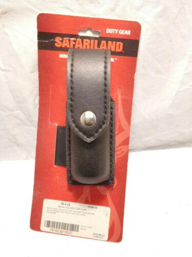 SAFARILAND 38-3-22 OC Spray Case for Def-Tec First Defense .68 PUNCH II M3 2 oz