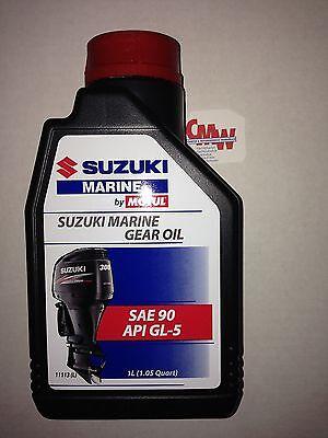 Getriebeöl SAE90 API GL-5  1 Liter von Suzuki/Motul