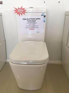 Sales- Soft- closing Toilet (Double Glazed) Now only $354 Bentley Canning Area Preview