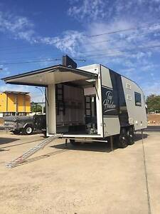 Trek Caravan - Toy Hauler - Take Your Friends, Family & Bikes Blair Athol Port Adelaide Area Preview