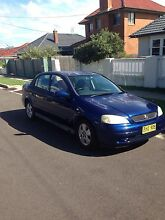 2004 Holden Astra CD Sedan Automatic Bar Beach Newcastle Area Preview