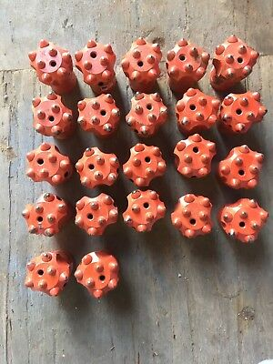1-34 New Carbide Button Rock Drill Bits Rockmore T22 45 211b 1512 M8696