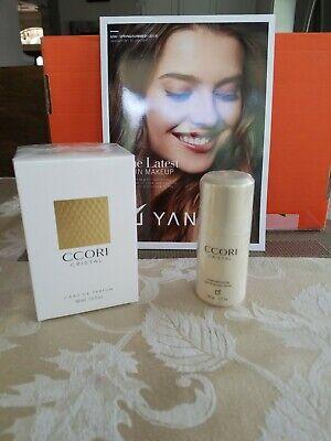 Yanbal. Lot Of 2. Ccori Cristal Leau De Parfum  And Ccori Cristal  deodorant.