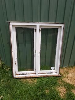 Cottage style window frame