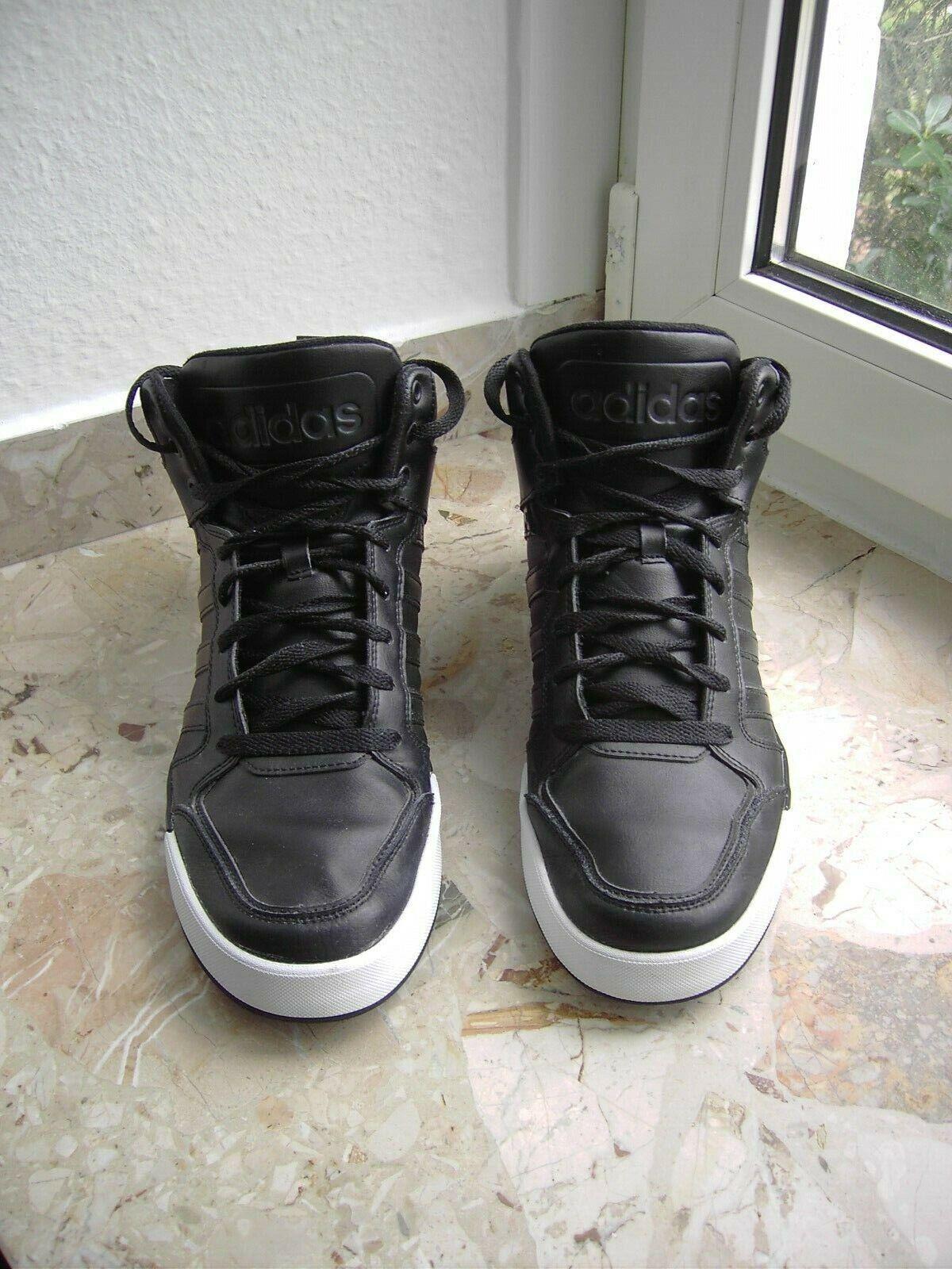 Adidas NEO Raleigh 9tis Mid Gr. 45 13 (US 11; UK 10.5) Schwarz Sneaker Herren