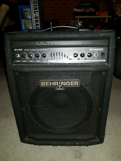Behringer ultrabass bx4500h behringer ultrabass bb410 bass cab behringer bxl1800 bass guitar amp 180w fandeluxe Image collections